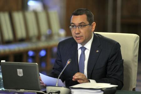 PM Ponta: Competitive energy market, low labour taxes to make Romania more prosperous, more stable