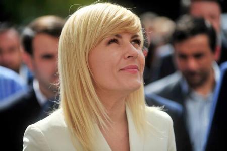 PMP's Udrea files presidential bid
