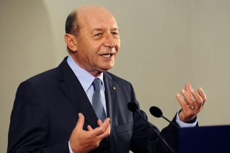 President Basescu, regarding Ukraine conflict: We must fear the irrational