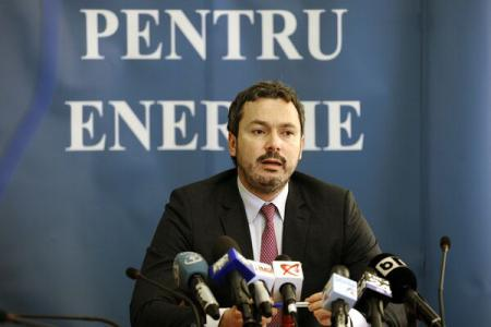 Energy minister: Romania cannot take legal steps against Gazprom, intermediaries run the imports