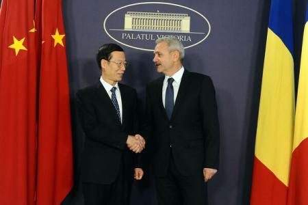 Dragnea: Building of units 3, 4 of Cernavoda nuclear power plant by a Chinese company likely to start in 2015