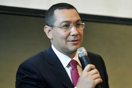 PM Ponta: Public television needs re-thinking