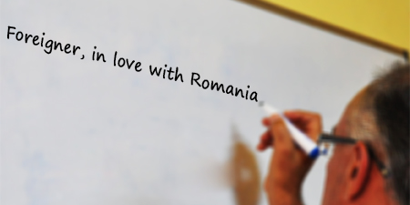 Editorial project: 'FOREIGNER, IN LOVE WITH ROMANIA'