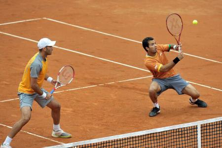 Tennis: Tecau and Rojer qualify for quarterfinals of the doubles event in Shenzhen (ATP)