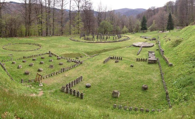 DESTINATION: ROMANIA / Sarmisegetusa Regia, the Dacians' cosmopolitan fortress in the Orastie Mountains