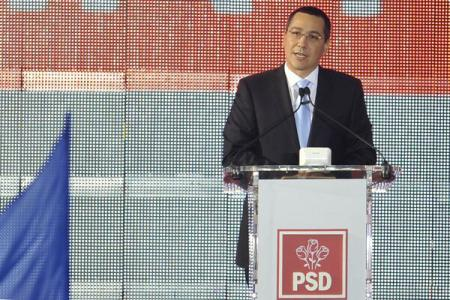Victor Ponta: I call you to join me in this battle for Romanians' great union