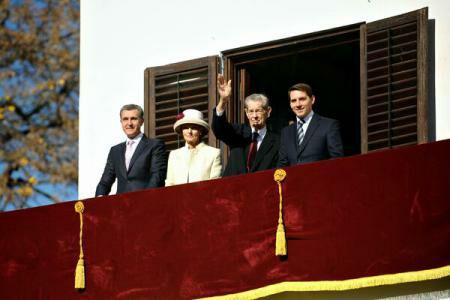 Schedule of events in Bucharest and Sinaia to celebrate King Mihai's 93rd birth anniversary