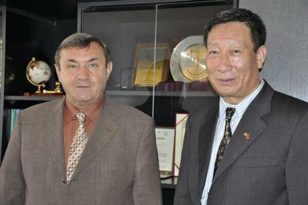 Professor Song Shaofeng: We need to promote Romania in China, it's a beautiful country