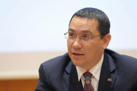 Ponta: I ask Romanians to go to polls, not to take victory for granted