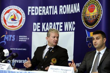 WKC Romanian Karate Federation tops ranking of WUKF World Championships in Szczecin