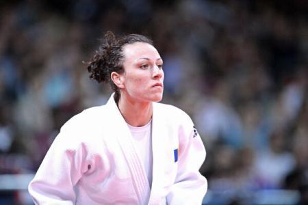 Romania's Andreea Chitu, Corina Caprioriu win gold at Judo Grand Prix in Tashkent