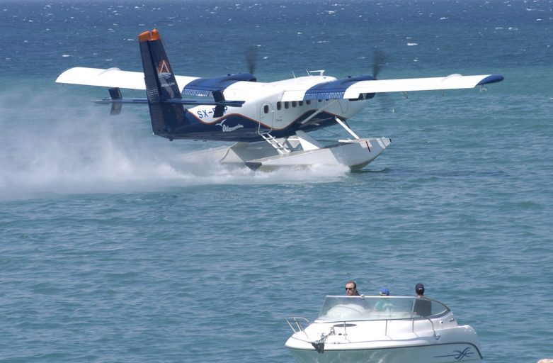 Thessaloniki hydroplanes could take off as early as 2015