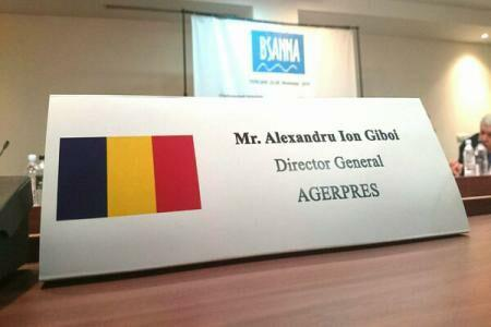 AGERPRES Director General elected to BSANNA board