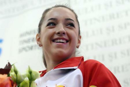 Gymnastics: World Cup – Gold for Larisa Iordache in Suttgart competition