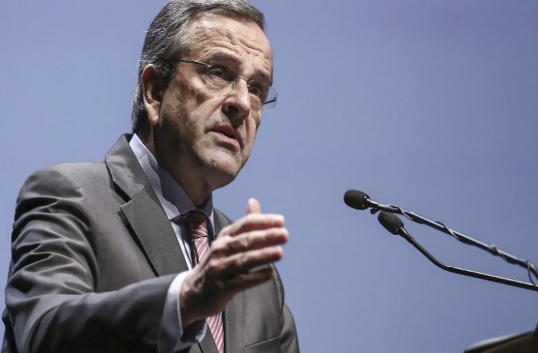 Constitutional revision must go ahead now, PM Samaras says