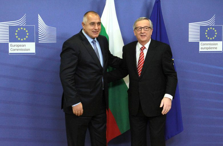 EC President Juncker Says Monitoring of Bulgaria Will Be Reconsidered, CVM Lifted by His Term's End
