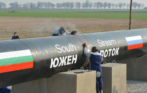 Bulgaria Not Officially Informed of,  Worried by, Russian Decision to Axe South Stream