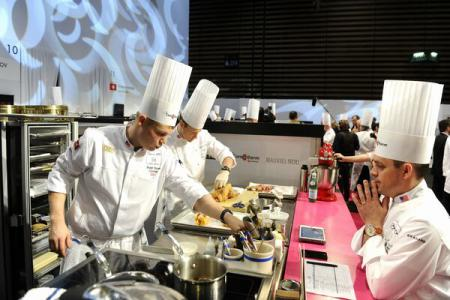 Florent Suplisson:The prize for US shows that Bocuse d'Or promotes countries with progressing gastronomy