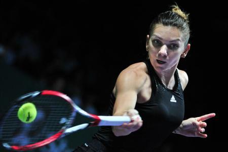 Tennis: Simona Halep qualifies for semifinals of WTA Shenzen tournament