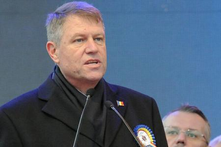 Iohannis, in Iasi: Greatest lesson learned from 156 years ago was the power of solidarity