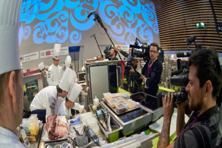 Bocuse d'Or 2015 challenges competitors to bring national cuisine specific