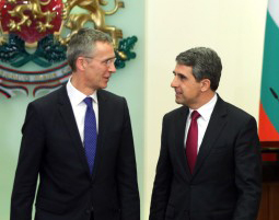 NATO Secretary General Jens Stoltenberg Visits Sofia, Discusses Security Issues, Defence Spending with President, PM, Ministers