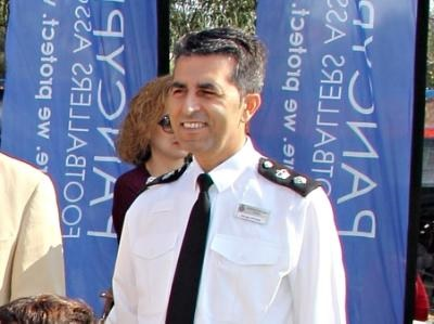 Queen to decorate Cypriot SBA Police officer