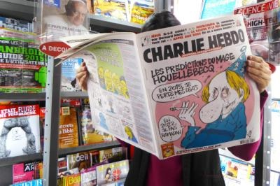 """Anastasiades sends condolences to Hollande for the victims of """"Charlie Hebdo"""" attack"""