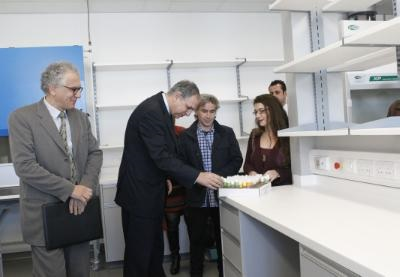 Two innovative research centers inaugurated at the University of Cyprus