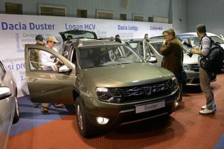 Dacia exceeds threshold of 500,000 vehicles sold worldwide