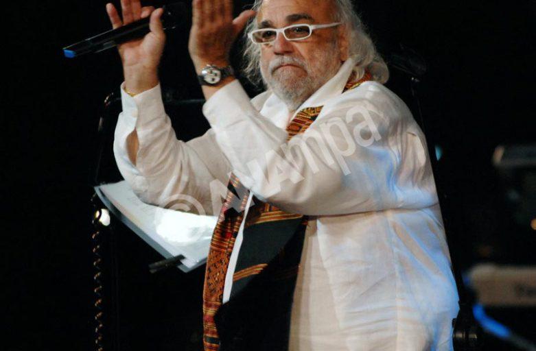 Greek singer Demis Roussos dies at the age of 69