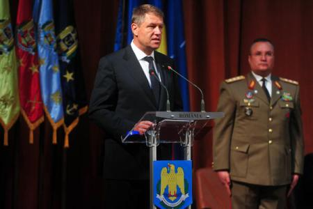 President Iohannis: Romania must generate regional security, not just benefit from alliances