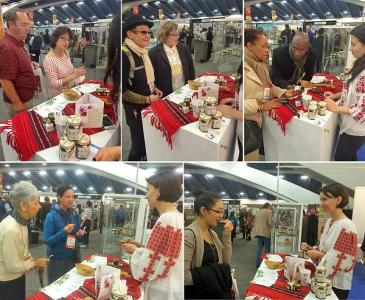 Topoloveni plum jam promoted at San Francisco Winter Fancy Food Show