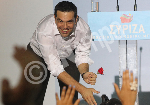 Tsipras: We will build the Greece of growth and hope