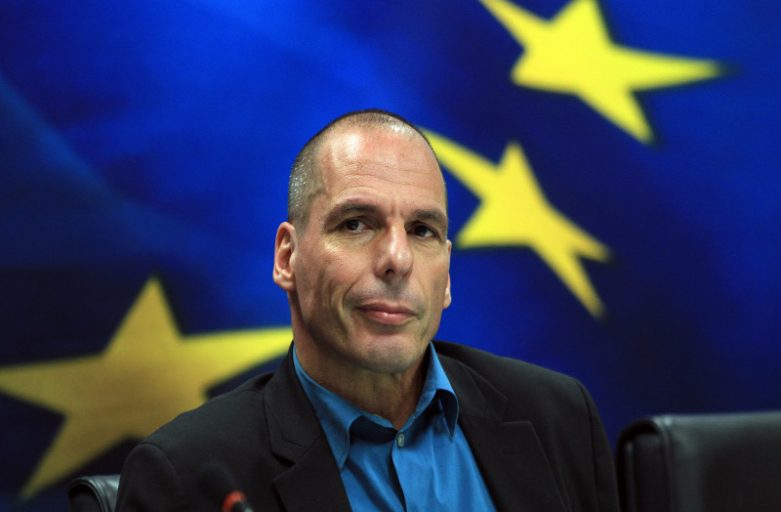 FinMin Varoufakis says talks with Draghi 'very fruitful'