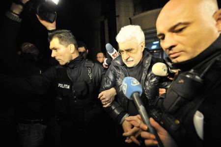 Adrian Sarbu, under preventive arrest for 30 days