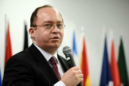 ForMin Aurescu: Sanctions regime, not end-purpose, but modality to stimulate dialogue as peace solution in Ukraine