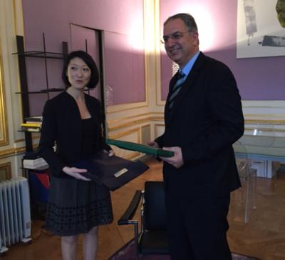 Cyprus and France to enforce cultural cooperation agreement