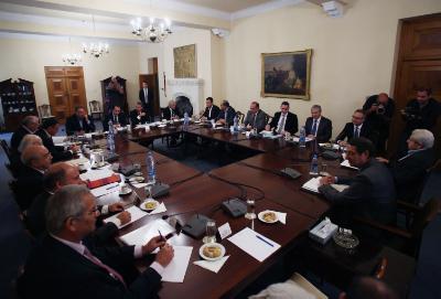 Νational Council meets for second day
