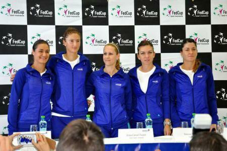 Tennis: Romania – Canada, in playoff for Fed Cup's World Cup II