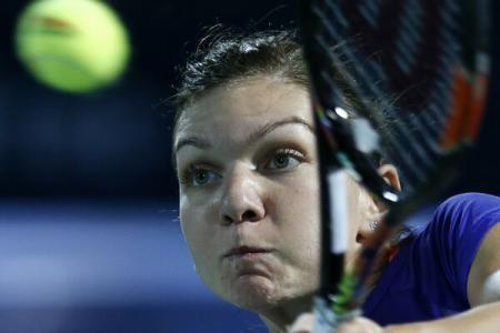 Tennis: Simona Halep claims two-set win in Dubai Championships final