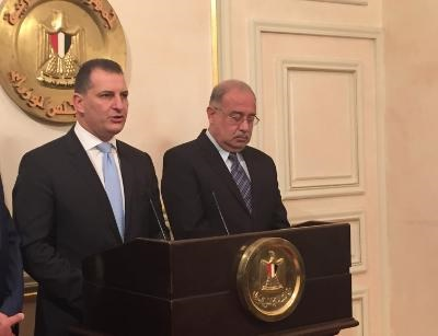 Energy Minister says MoU with Egypt 'a very important step'