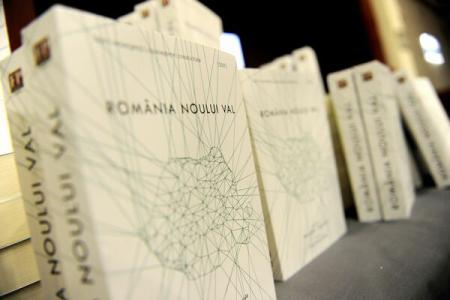 """The volume """"Romania's new wave"""", a hub of ideas, launched in Bucharest"""