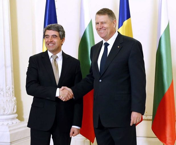 Schengen Membership, Energy and Security Top Agenda of President Plevneliev's Meeting with Romanian Counterpart Iohannis