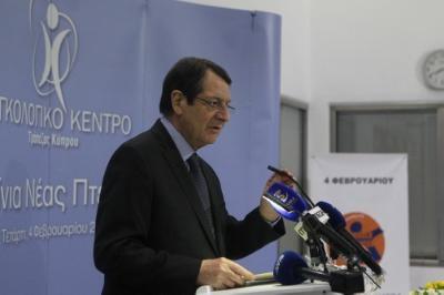 Cyprus President meets with European leaders