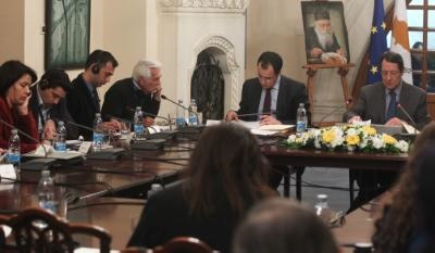 Cypriots deserve more than a divided country, says President