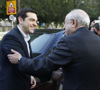 Tsipras: Greece and Cyprus have made unfair sacrifices, time for a different arrangement for Europe