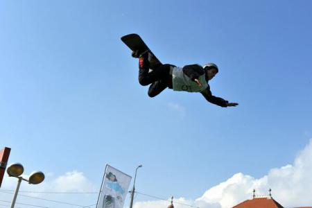 Transylvania Rookie Fest – young snowboarders show, this weekend