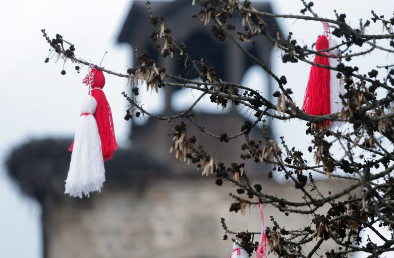 Bulgarians Celebrate Old Spring Tradition of Baba Martha