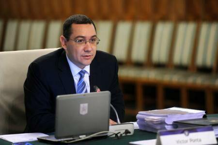PM Ponta informs central bank governor on intentions to cut VAT